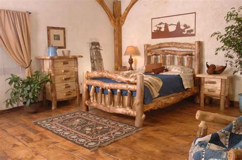 log cabin bedroom furniture sets log bedroom sets for