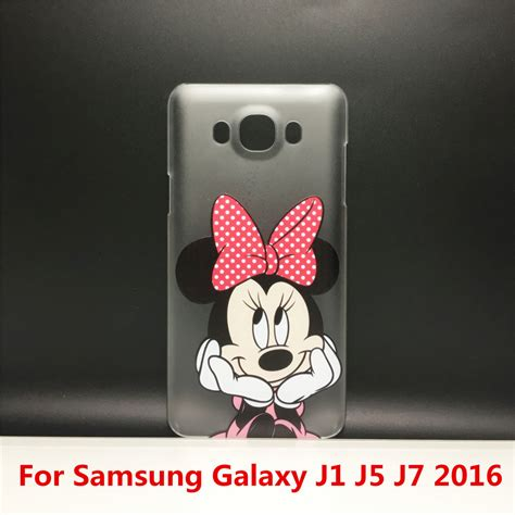 Samsung J7 2016 J710 Minnie Mouse aliexpress buy j1 j5 j7 2016 cases mickey