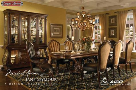 Edwardian Dining Room by Style Dining Room Designs