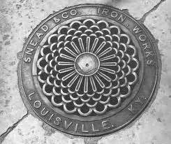 louisville pattern and engineering co 67 best manhole covers images on pinterest underworld