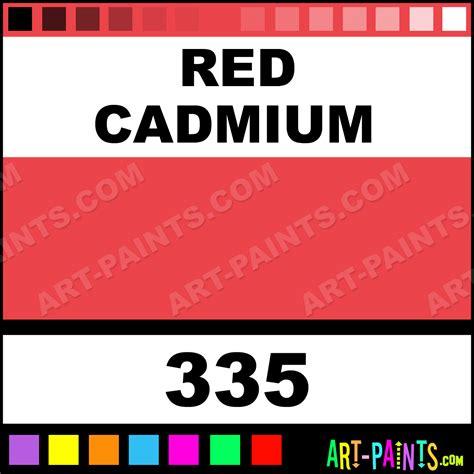 cadmium color cadmium fragonard watercolor paints 335