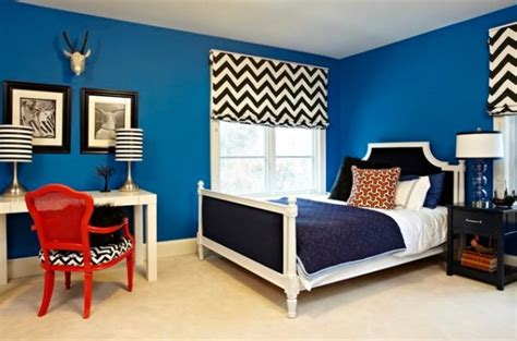 red blue room 15 blue bedrooms with soothing designs