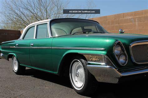 chrysler newport 1962 1962 chrysler newport