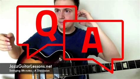 swing 8th notes jazz guitar swing 8th notes a discussion jazz guitar