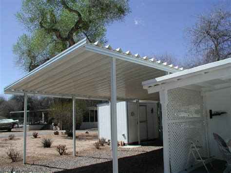 mobile home metal awnings aluminum awning pictures