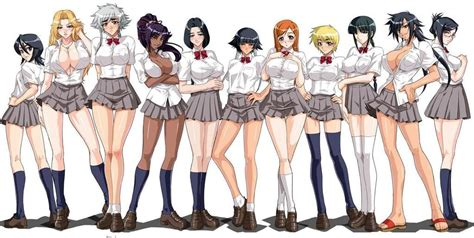 hot female anime characters list deciding on the best female character daily anime art
