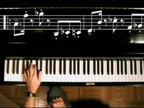 tutorial piano funk piano jazz funk tutorial youtube