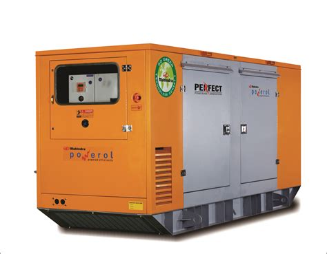 silent generator smart power backup choice for commercial