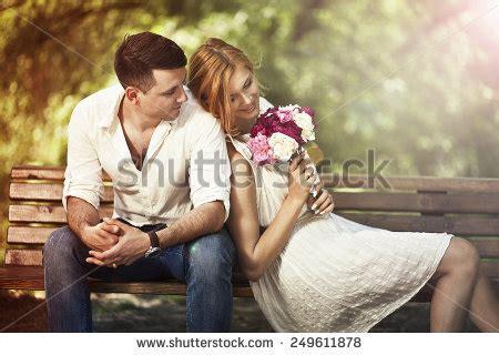 couple wallpaper ideas love celebrate concept young beautiful couple stock photo