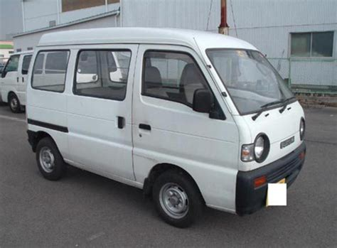 Suzuki Carryvan Topworldauto Gt Gt Photos Of Suzuki Carry Photo Galleries