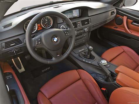 2008 Bmw M3 Interior by Bmw M3 Coupe Us 2008 Picture 24 Of 27