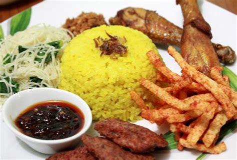resep membuat nasi kuning dan lauk pauknya 5 resep cara membuat nasi kuning mudah dan enak