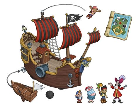 jake amp neverland pirates