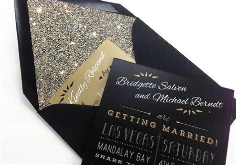black white and gold wedding invitations glamorous gold black and white wedding invitations onewed