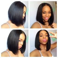 sew in bobs hairstyles can t live without my hair weave on pinterest