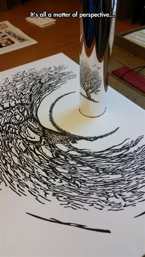 werkstatt zeichnen it is all a matter of perspective geeky things