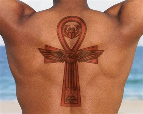 egypt cross tattoo 25 beautiful ankh ideas on