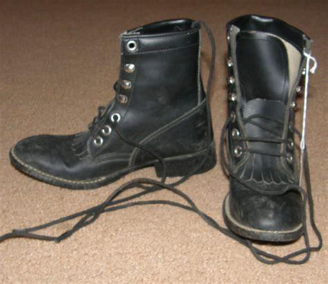 Inside Heels Justine Black Inside western boots page 2