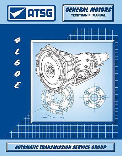 Technical Update Book Manual 4l60e Transmission 1993 Up
