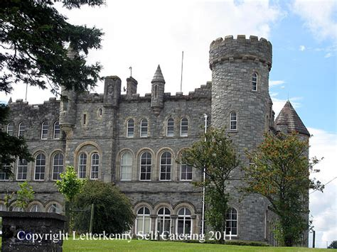 Letterkenny College Letterkenny Attractions Letterkenny Self Catering Accommodation Donegal Ireland