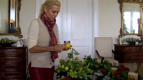 yolanda foster home decor decorating for the holidays by yolanda hd youtube