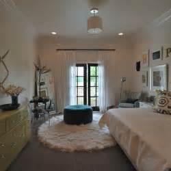 Girls Modern Bedroom - showhouse bedroom for teen modern kids houston