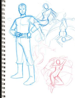sketchbook ventures gene gonzales sketches other silly stuff sketchbook friday