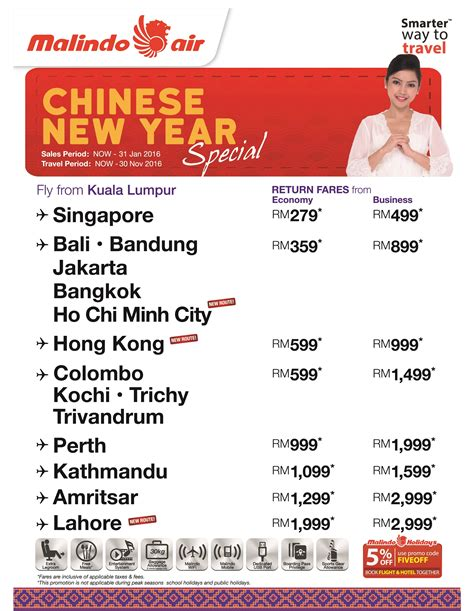 new year promotion 2016 malindo air new year promo 2016