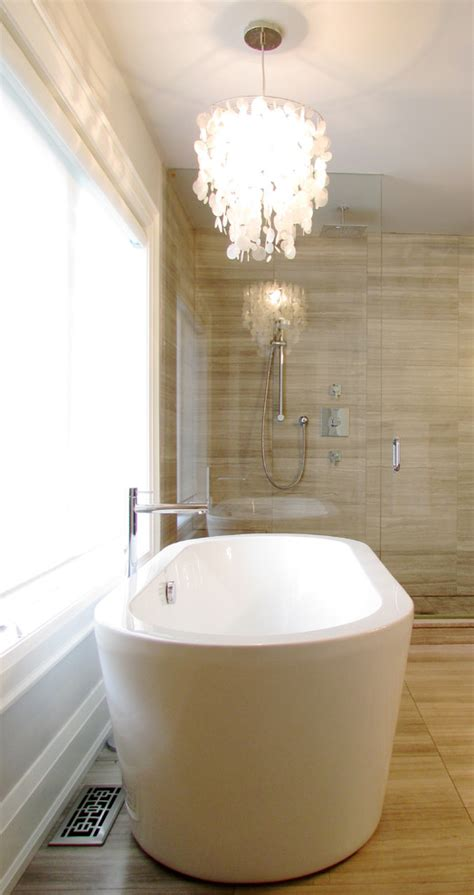 light over bathtub elegant freestanding tubs in bathroom contemporary with