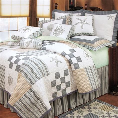beachy bedding coastal bedding huge sale on coastal bedding sets home