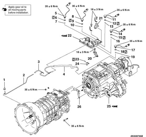 service manual free download parts manuals 1995 mitsubishi pajero transmission control