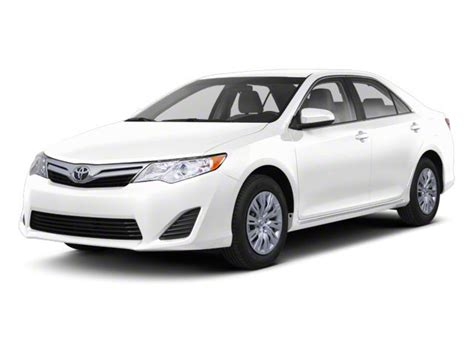Used Toyota Camry 2012 Used Toyota Camry Le 2012 For Sale Dallas Tx H24214a