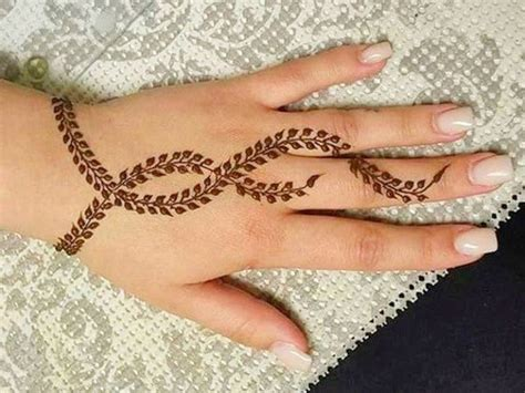 top 25 easy henna designs for girls