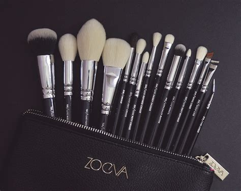 tools of the trade zoeva luxe complete brush set