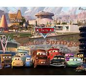 Cars 2  Famous Cartoons