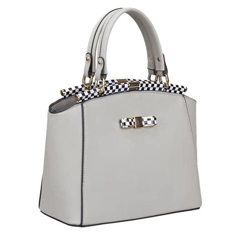 Fashion Bag Jh2015 Colour Black wholesale real leather patchwork handbag