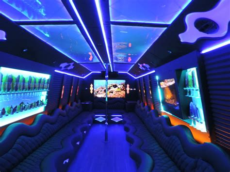 places to rent a limo near me luxury buses buses