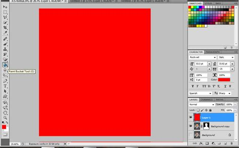 tutorial photoshop cs5 ganti wajah mengganti background foto dengan photoshop cs5 angrangga