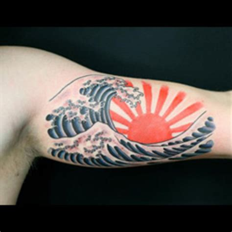 japanese sunrise tattoo designs sun meanings itattoodesigns