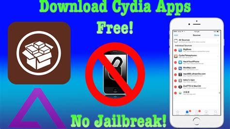 full cydia download free no jailbreak download cydia apps free no jailbreak ios 6 7 8 youtube