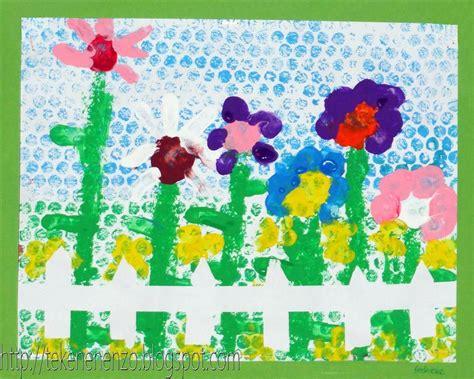 bloemen achter bloemen achter het hek hek met schilderstape en dan