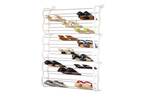 door hanging shoe rack door hanging shoe rack 36 pair 163 14 99 oypla