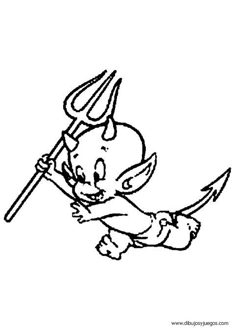 imagenes de angeles y demonios para dibujar a lapiz dibujos de demonios imagui