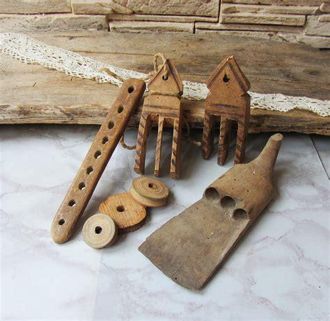 wooden tools antique wooden tools primitive 1800s farm tools hand loom