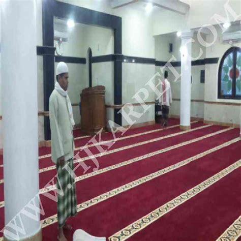 Karpet Masjid Cikarang cikarang hjkarpet