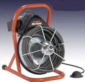 Plumbing Rooter Tool by Horizon Equipment Rentals Products