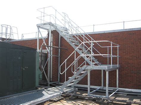 Safety Handrails For Stairs Stairs Safety Fabrication