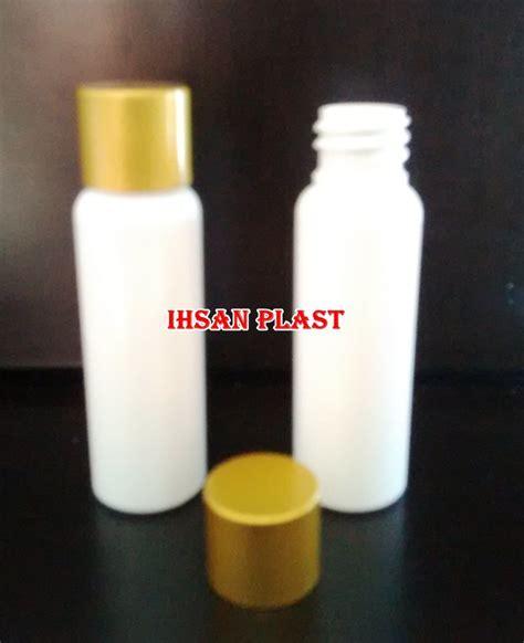 Botol Pet 30 Ml Ovale Cap Ulir Matte Gold jual botol pet 30 ml dove cap ulir matte gold ihsan