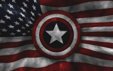 wallpaper of captain america shield captain america shield and american flag wallpaper 4972