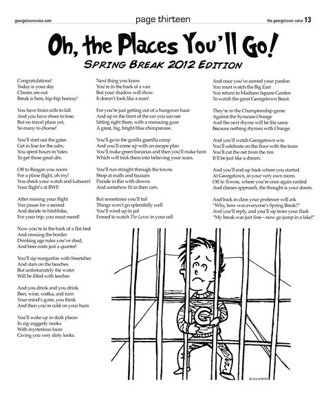 free oh the places youll go coloring pages